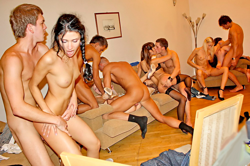 Sex fucking orgy parties college chicks