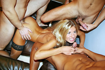 Super exciting fuck party movie, part 4